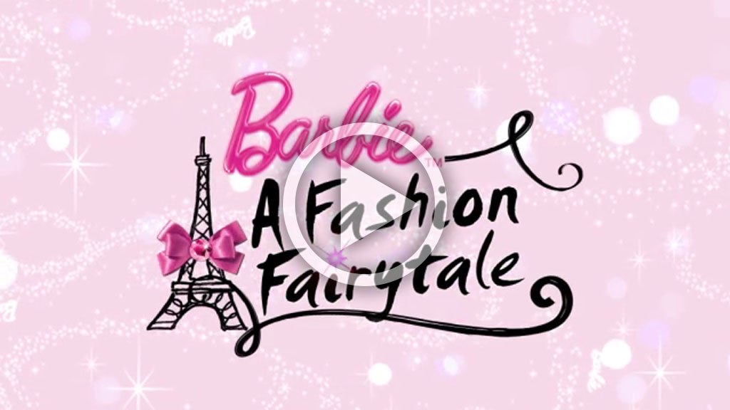 Barbie A Fashion Fairytale Title Sequence Pulse Designlab Creative Studio